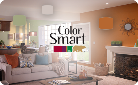 Exceptionnel Choose The Best Paint Colors For Your Home At The Behr Color ...