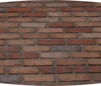 Close up of brick flooring