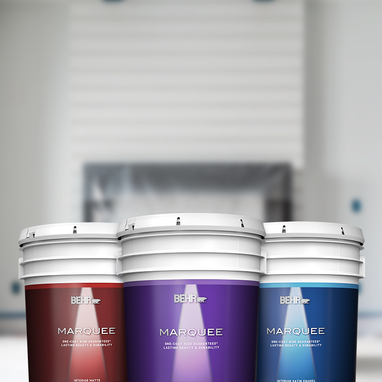 Marquee One Coat Interior Paint Collection Behr Pro