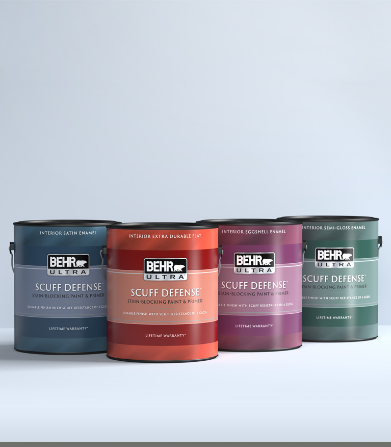 Professional Painting Supplies Services Behr Pro
