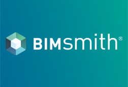 Small image of a the BIMSmith logo on a bluegreen background.