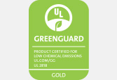 image of the GreenGuard Gold Logo.