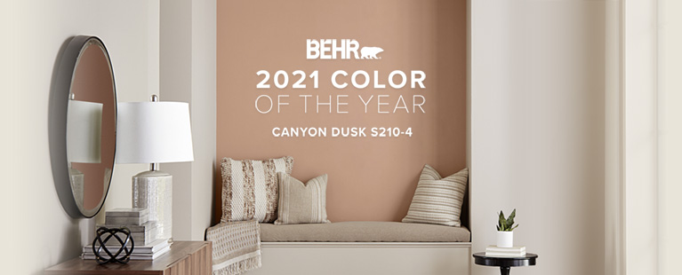 BEHR 2021 Color of the Year Canyon Dusk S210-4