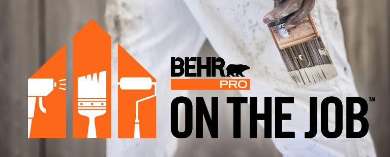 See what professional painters and contractors about BEHR PRO On the Job