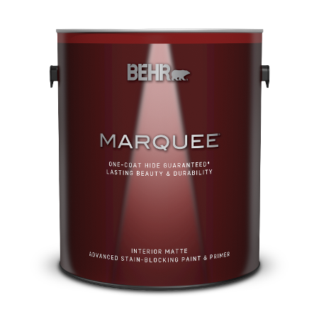 MARQUEE® One-Coat Interior Paint Collection | Behr
