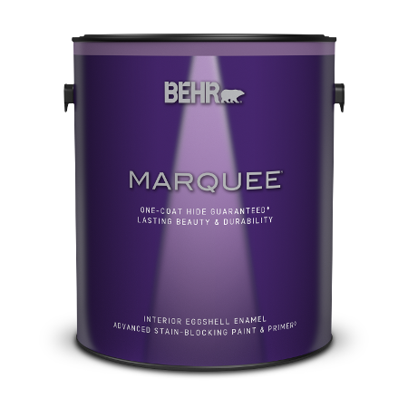 1 gallon can of Marquee Interior Eggshell Enamel Paint