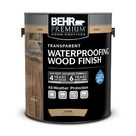 8960bce7e Transparent Waterproofing Wood Finish