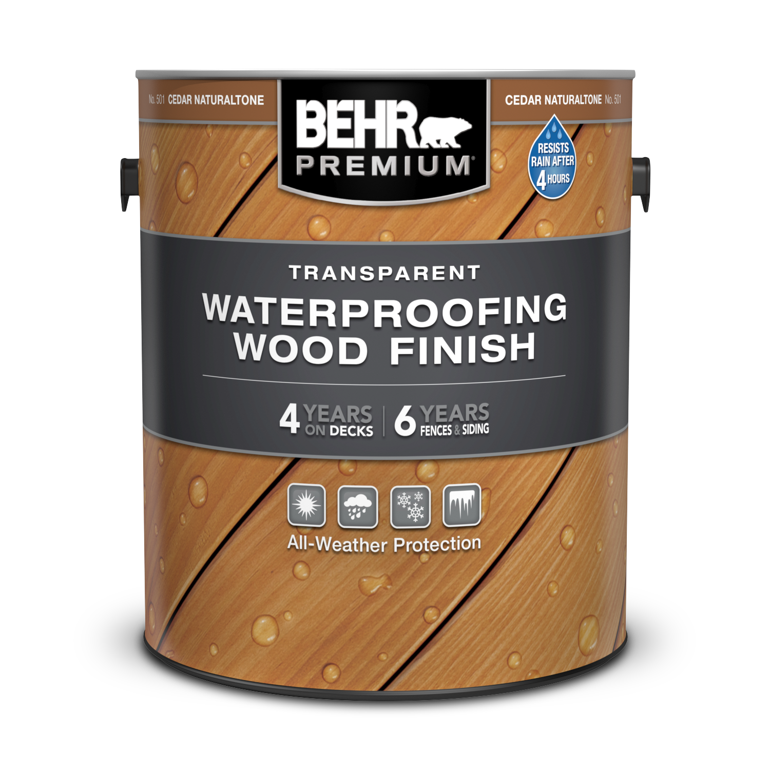 Transpa Waterproofing Wood Finish