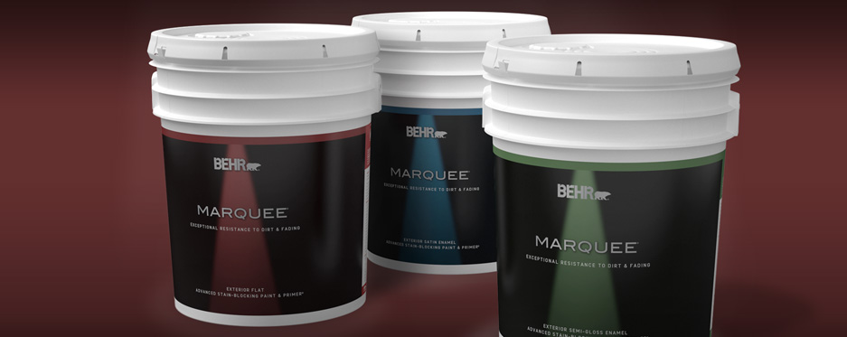Marquee Exterior Cans