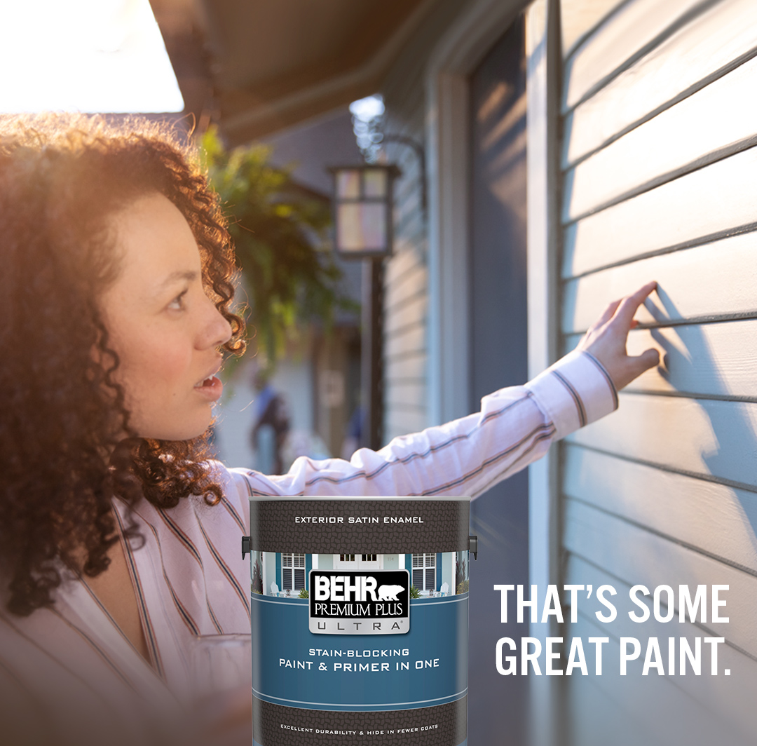 Exterior Paint And Primer All In One Premium Plus Ultra