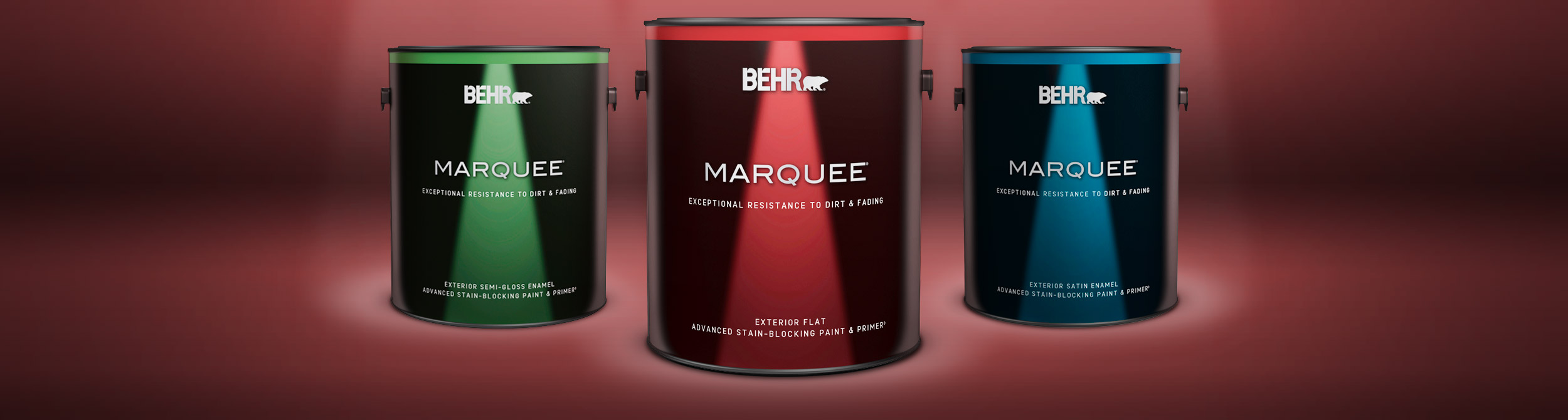Image of Marquee Exterior Cans