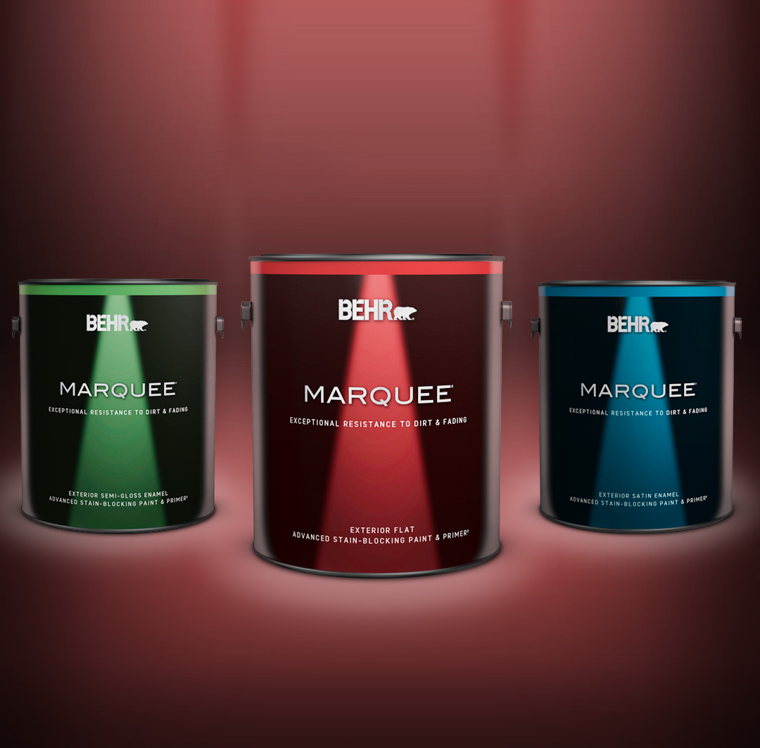 The Best Exterior Paint Just Got Better Marquee Exterior Behr
