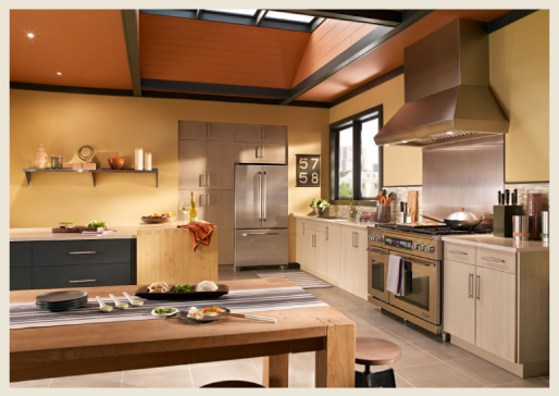 Easy Kitchen Color Ideas Colorfully Behr Blog