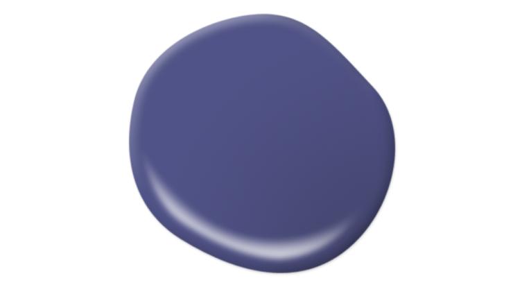 Paint drop representing the color Purple Prince P550-7