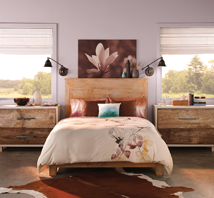 Color Advice Soft Blush Tones Colorfully Behr