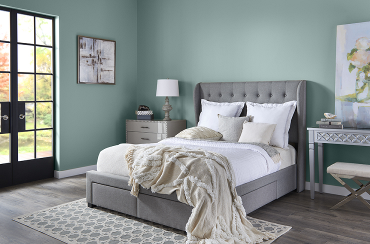Color Of The Year In The Moment Colorfully Behr