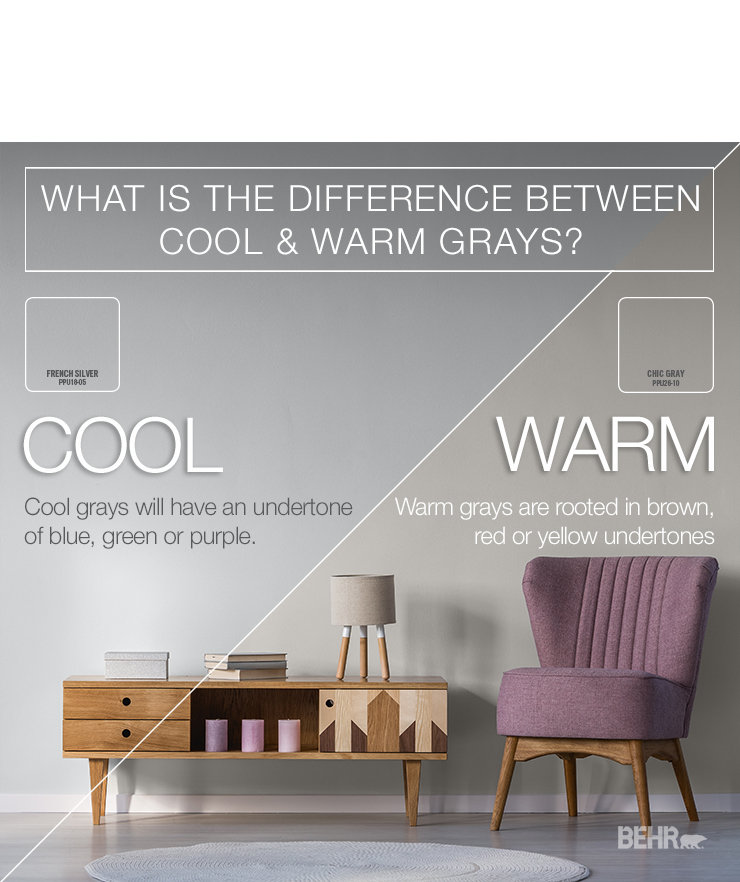 Cool Gray Color Palette Colorfully Behr