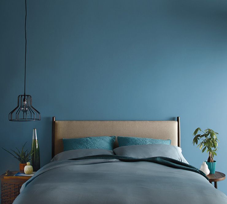 Color Of The Year 2019 The Blueprint For Life Reimagined Colorfully Behr