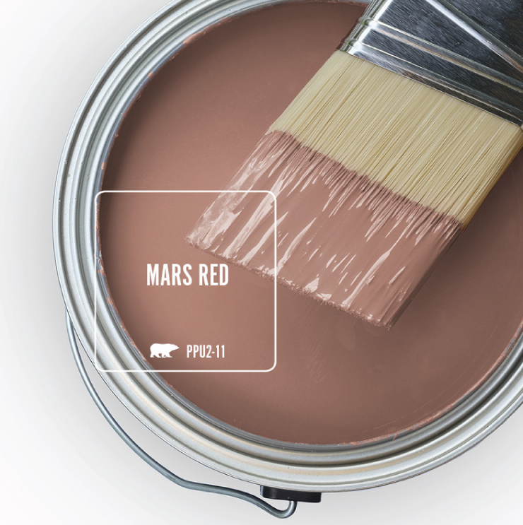 color of the month mars red colorfully behr color of the month mars red