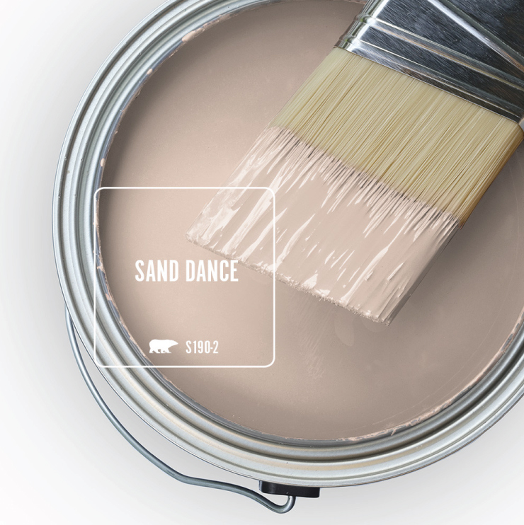 Paint can shot of Sand Dance S190-2