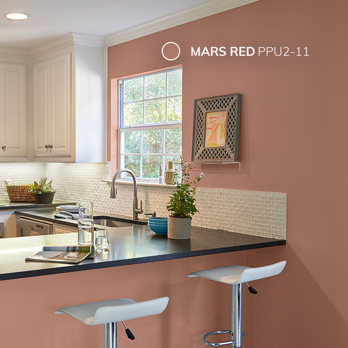 2014 Interior Paint Colors: Down-to-Earth Curated Color Palette