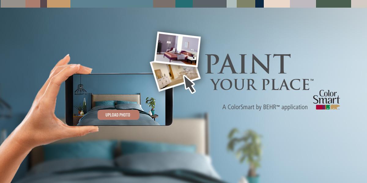Paint Color Visualizer