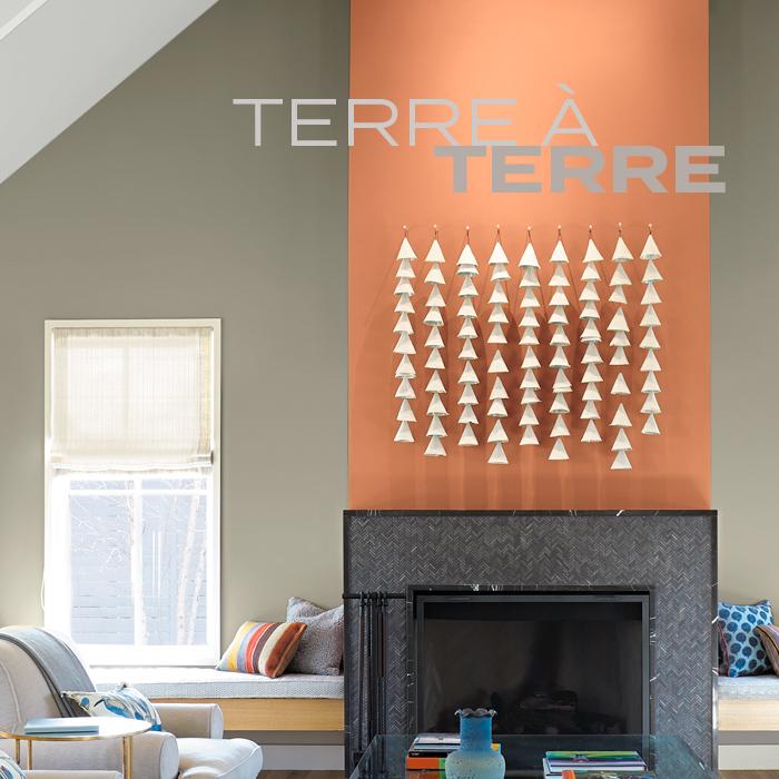 Imagen de Gama - Tonos Tierra - Francés