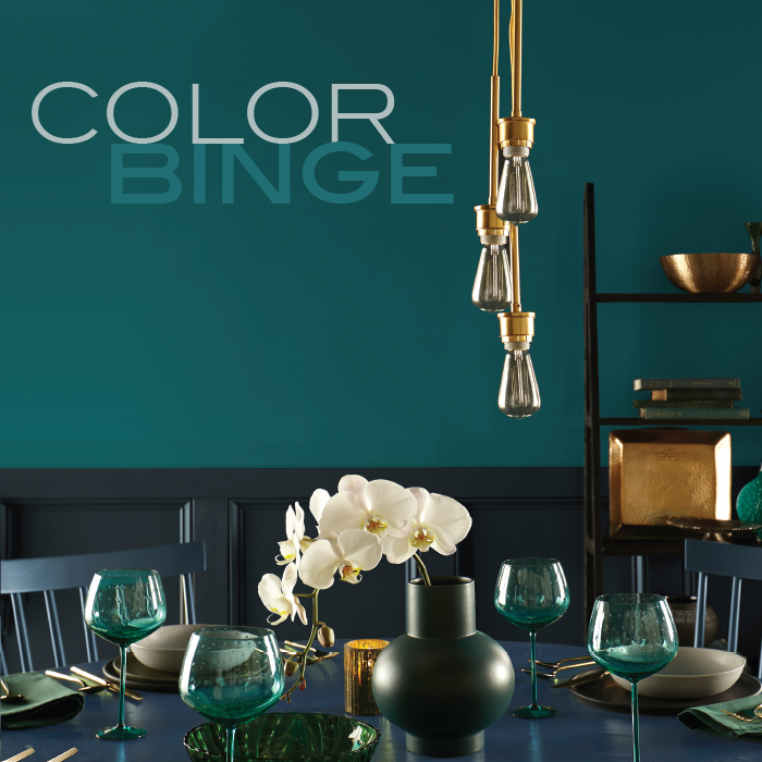 Color Trends for 2019 & The Behr Color of the Year | Behr ...