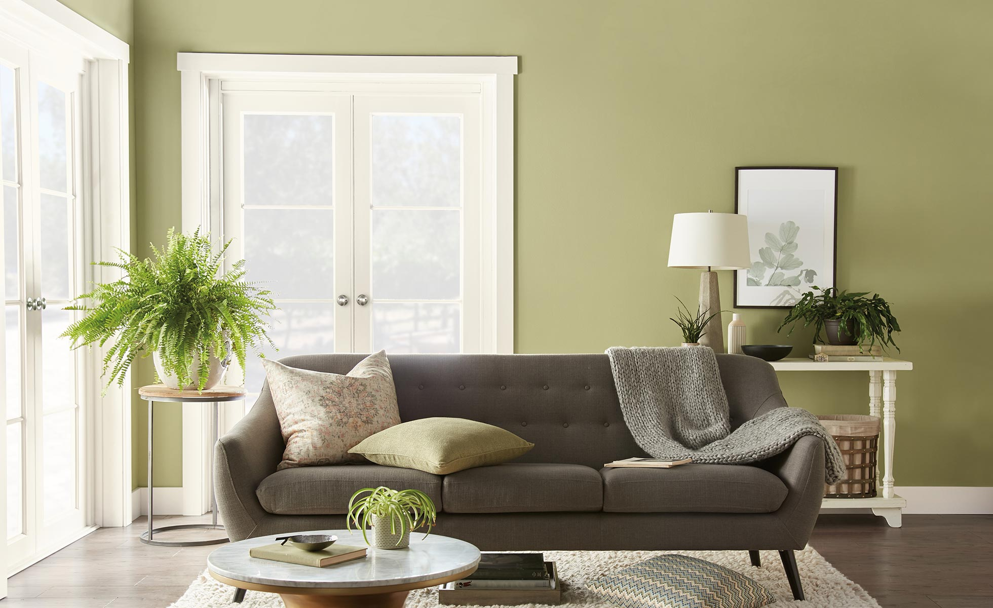 Behr - Color Trends 2020