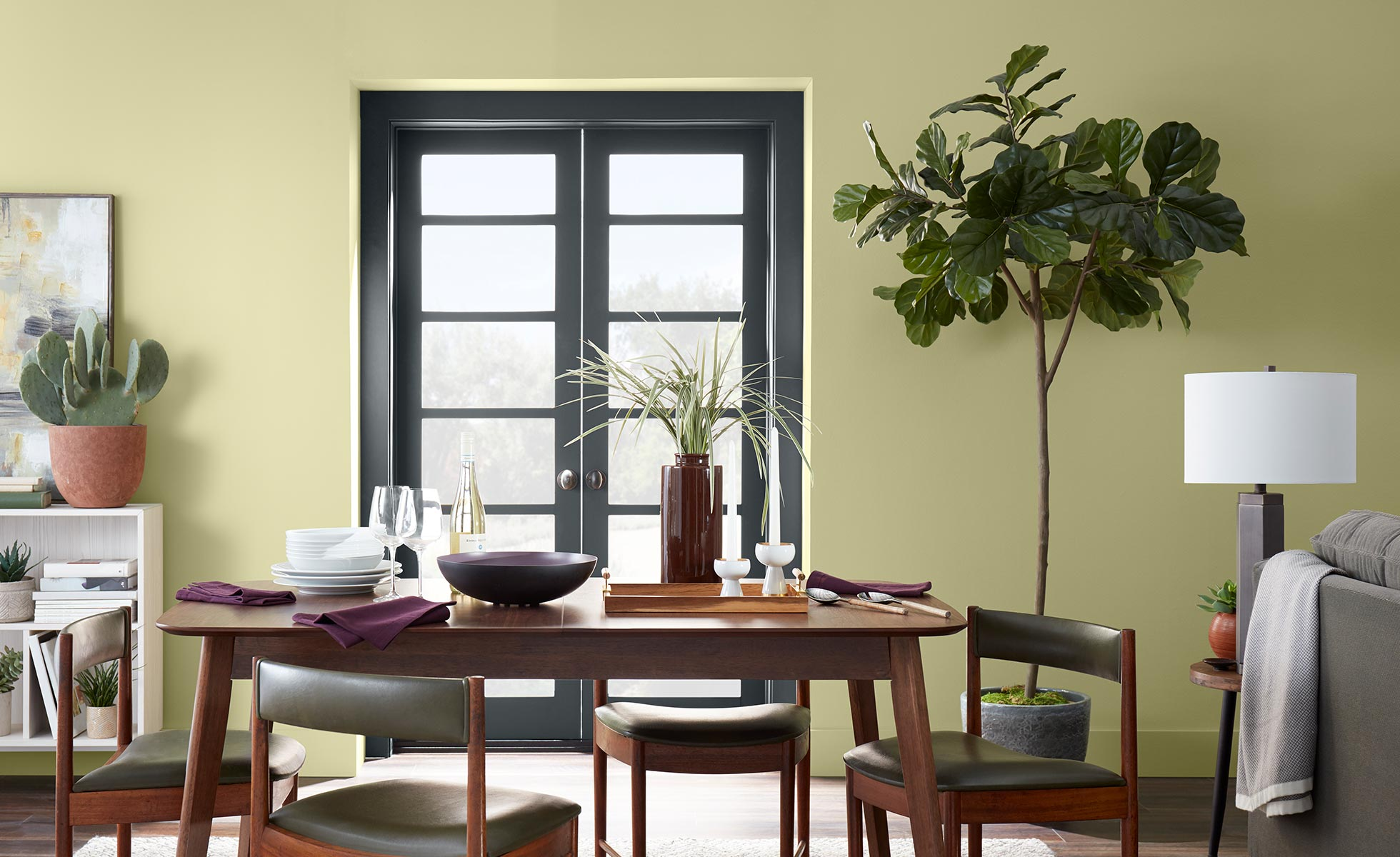 Color of the year 2020 back to nature behr paint - Behr color of the year ...