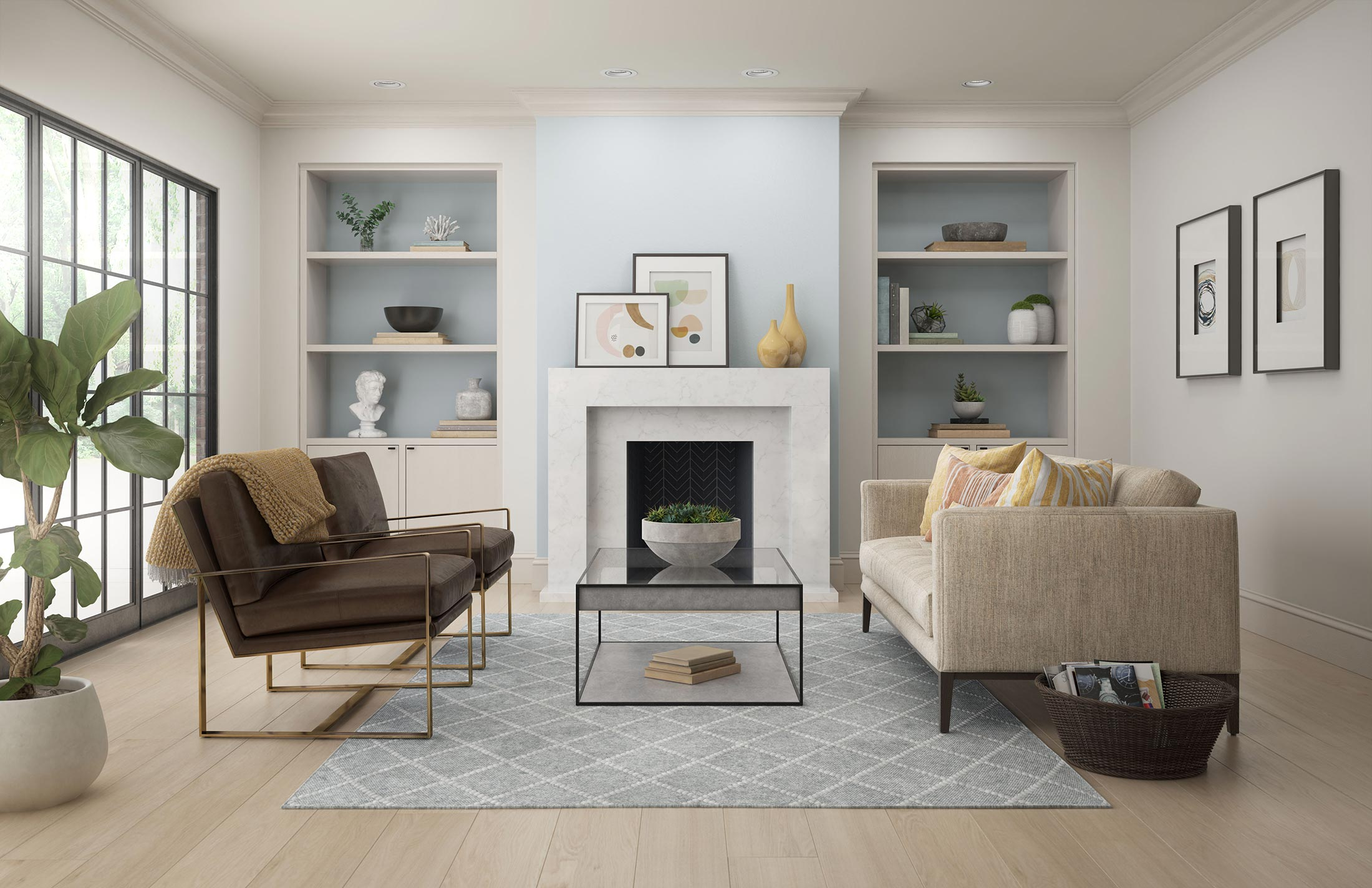 Paint Color Palettes for 20   Curated Natural Colors   Behr Paint