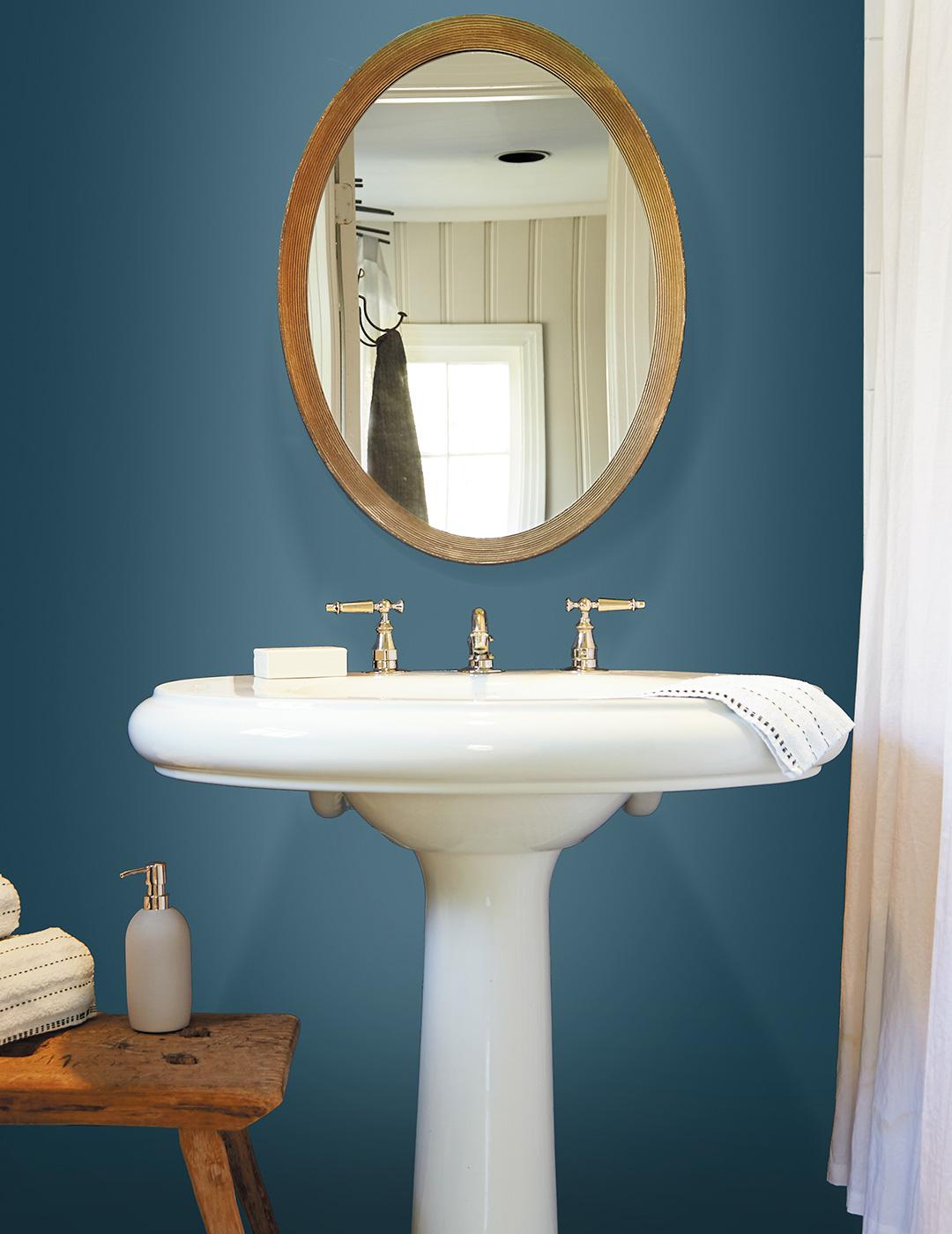 mesmerizing bathroom paint colors 2020 | Palette sur mesure Excès de couleurs | Tendances couleurs ...