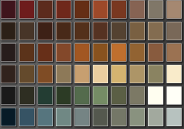behr house and fence wood stain color chart behr premium deck stain ...