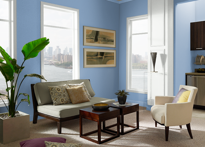 Ocean Ridge 580d 5 Behr Paint Colors