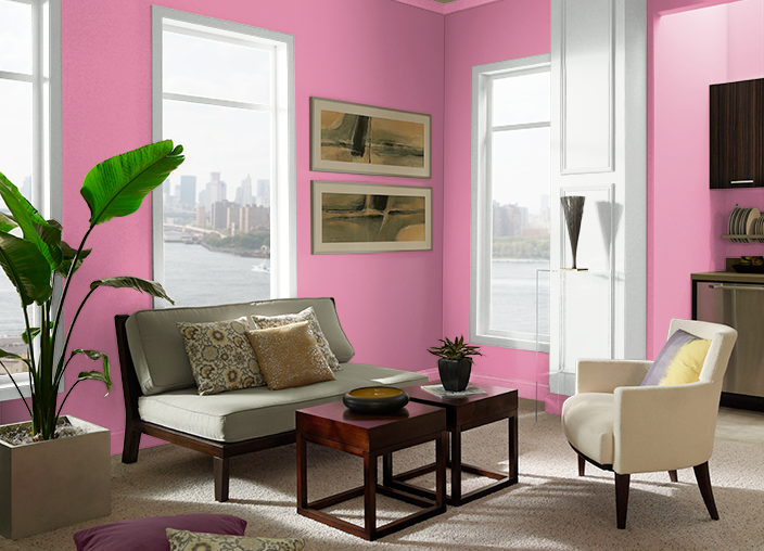 Sweet Chrysanthemum Hdc Md 10a Behr Paint Colors