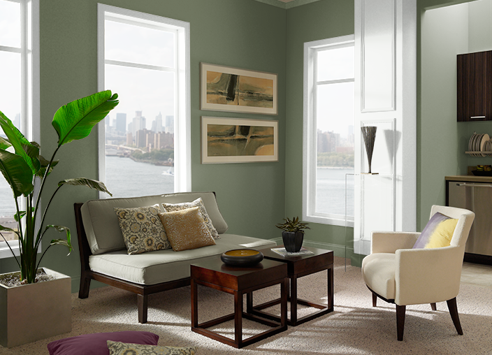 Rosemary Sprig Icc 87 Behr Paint Colors