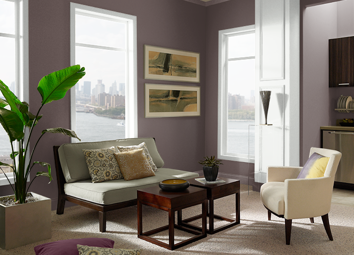 Piano Brown MQ1-43 | Behr Paint Colors