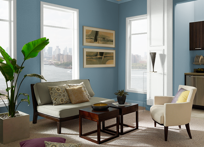 Catalina Coast Ppu13 03 Behr Paint Colors