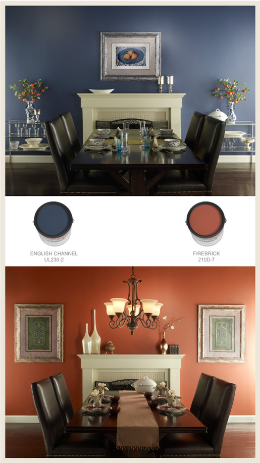 cool colors for living room. In  Colorfully BEHR Warm and Cool Colors