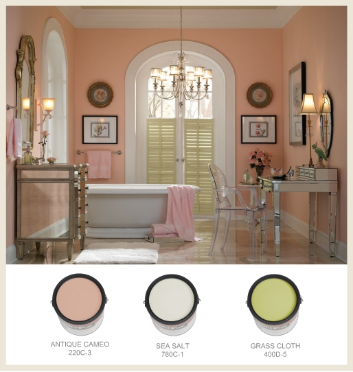 Colorfully behr bathroom color splendor it mozeypictures Choice Image